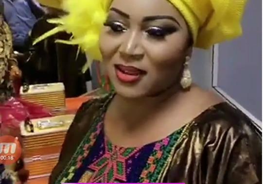 ( 19 Photos ) Les Tendances « Mode KORITÉ 2019 » s\u0027annoncent déjà chaudes  avec Mamy Diop TFM