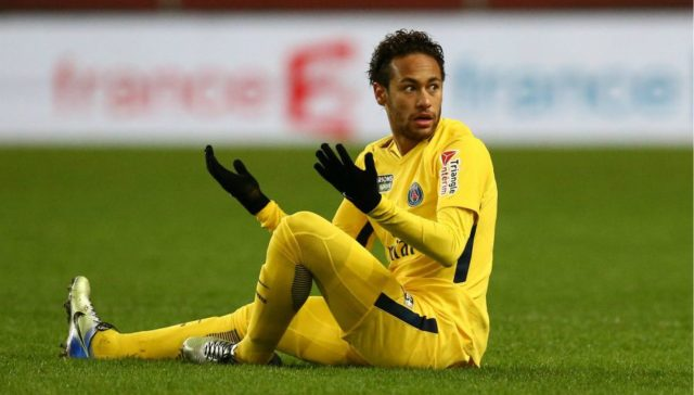 Neymar, le revirement