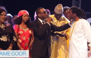 Youssou Ndour chante Mame Goor Diazaaka