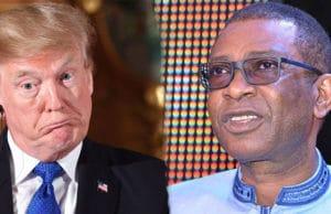 Youssou Ndour à Trump