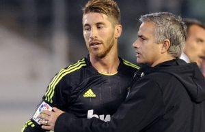 Ramos tacle Mourinho