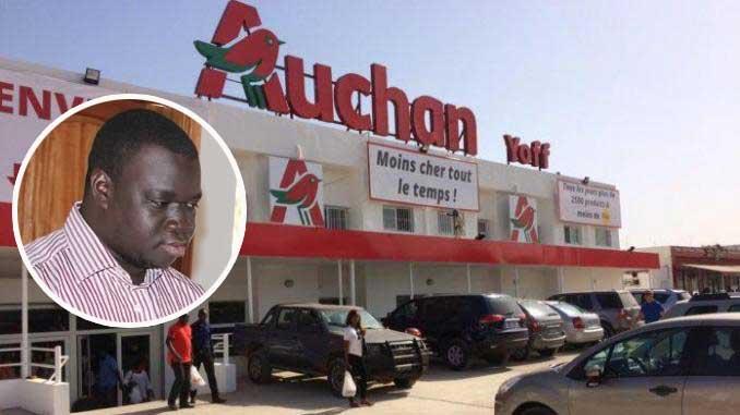 Non Auchan Ne Dégagera Pas Par El Malick Seck Senegal7