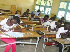 BFEM Examen Salle 681x453