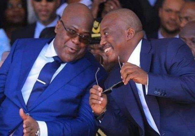 Félix Tshisekedi Et Joseph Kabila 1