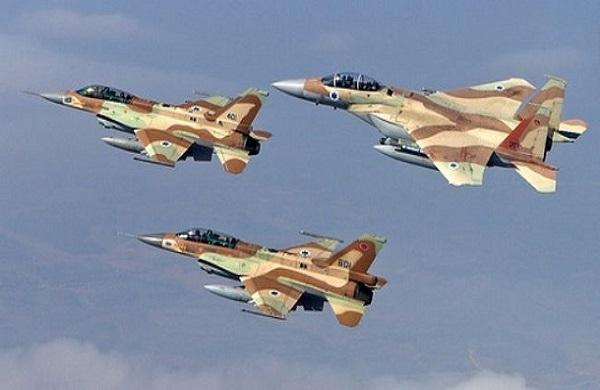 IAF SYRIE
