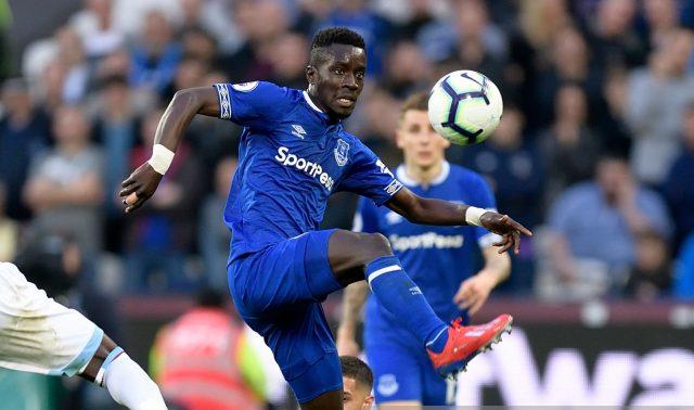 Idrissa Gana Gueye Everton Foot Senegal