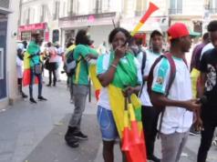 Sénégal Vs Algérie