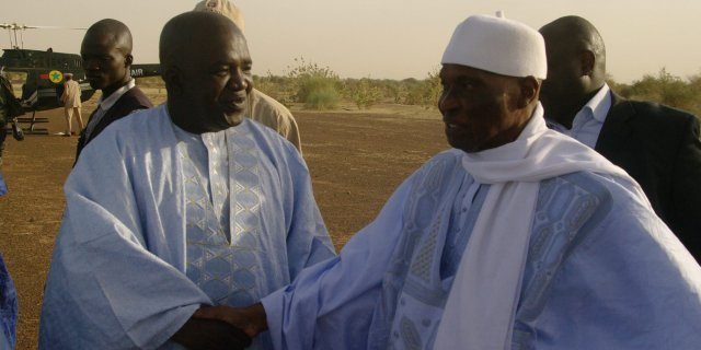 Wade Et Oumar Sarr