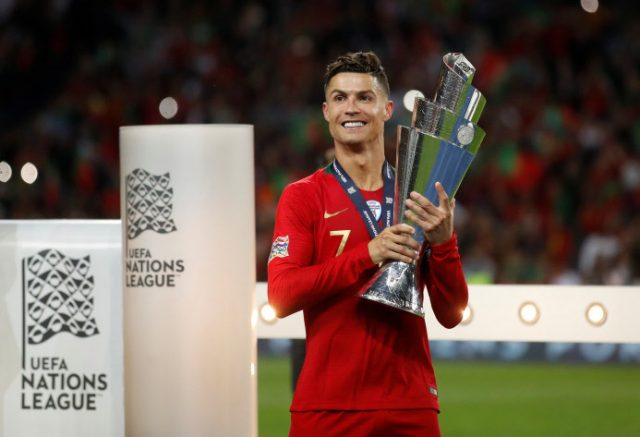 FOOTBALL : Portugal Vs Pays Bas Ligue Des Nations Finale 09/06/2019