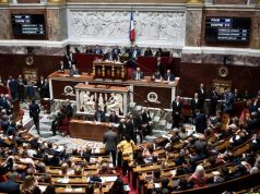 FRANCE POLITICS PARLIAMENT ASSEMBLY