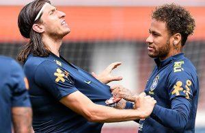 Filipe Luis Neymar 294704