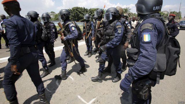 Gendarmerie Senegal
