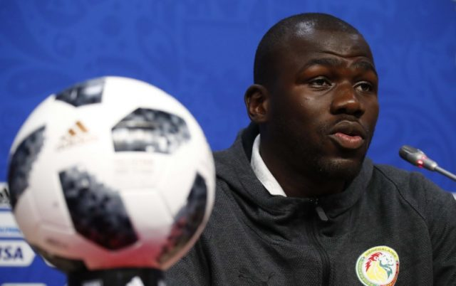 Soccer Football World Cup Senegal News Conference