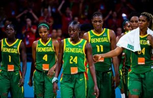Lionnes Senegal Basket Fiba