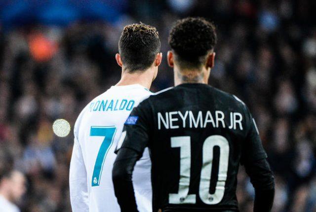 Mercato Neymar Avec Cristiano Ronaldo La Plus Grande Peur Du Barca Neymar Ronaldo 1,259749