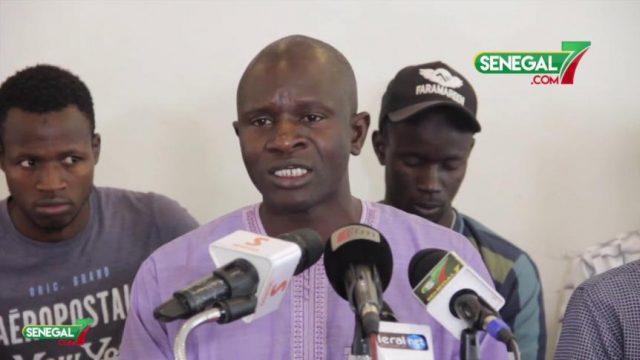 Video Declaration Babacar Diop Fds Rejette Les Resultats Du Scrutin Et Propose Un Gouvernement Parallele 1235145