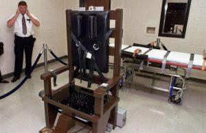7795413652 Une Chaise Electrique Au Penitencier De Nashville Tennessee
