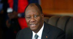 Alassane Dramane Ouattara President Ivoirien