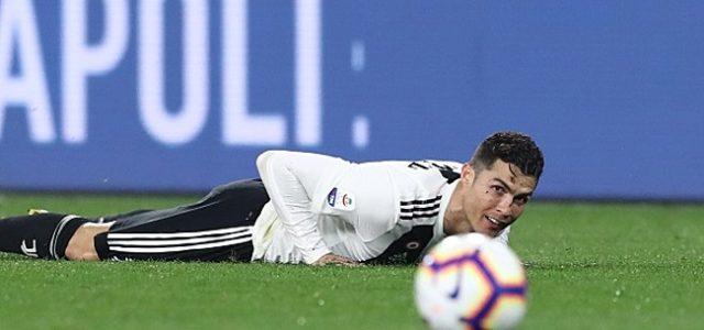 Cristiano Ronaldo Juventus 12 3 19