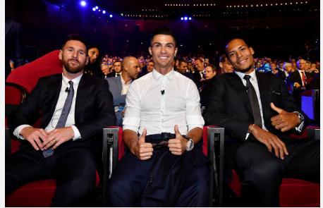 Cristiano Ronaldo Et Messi Dakarbuzz 1