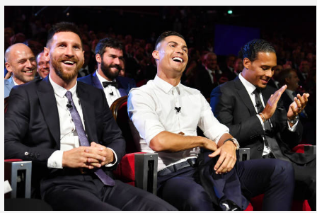 Cristiano Ronaldo Et Messi Dakarbuzz 5