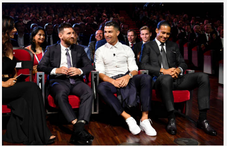Cristiano Ronaldo Et Messi Dakarbuzz 6