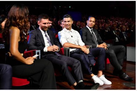 Cristiano Ronaldo Et Messi Dakarbuzz 7