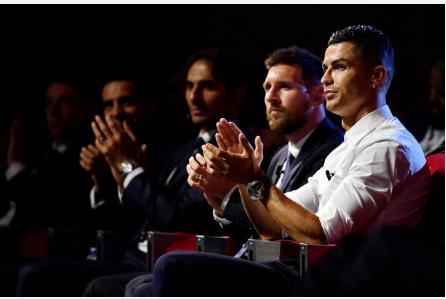 Cristiano Ronaldo Et Messi Dakarbuzz 8