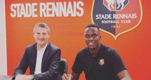 Edouard Mendy On Instagram Très Heureux Et Fier 0(JPG)