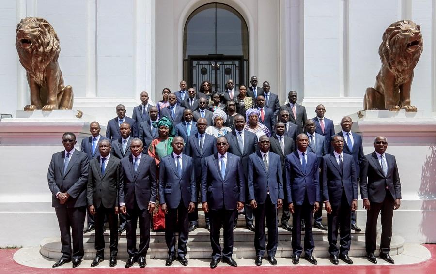 Gouvernement Conseil Des Ministres