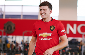 Harry Maguire Signs For Man Utd