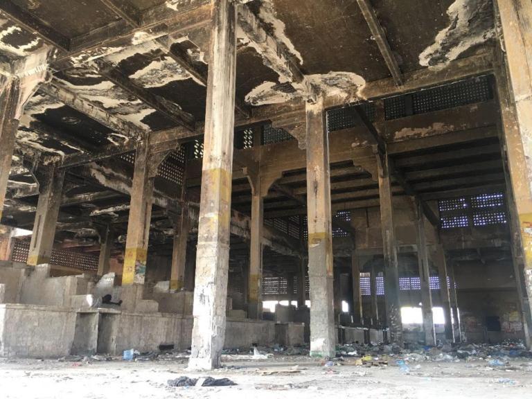 Le Marché Sandaga Va Disparaître Voici Le Nouveau Projet Ambitieux De Reconstruction5
