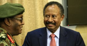 Abdallah Hamdok M