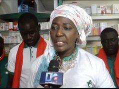 Gérante Pharmacie