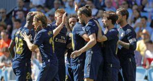 Le Real Madrid A Idealement Lance Sa Saison En L Emportant Face Au Celta Vigo 261332