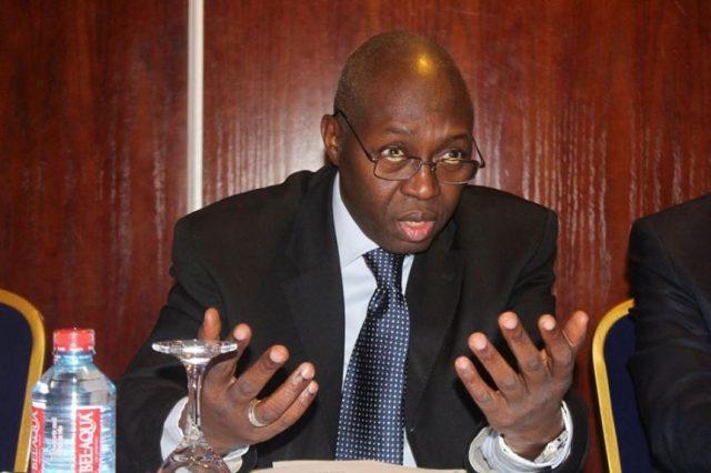 Mamadou Lamine Diallo A Amadou Ba M Le Ministre Vous Etes Malheureux Parce Que Vous Faites Des Choses Auxquelles Vous Ne Croyez Pas 1077801