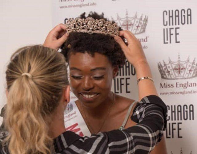 Miss Londres Vimbai Chapungu