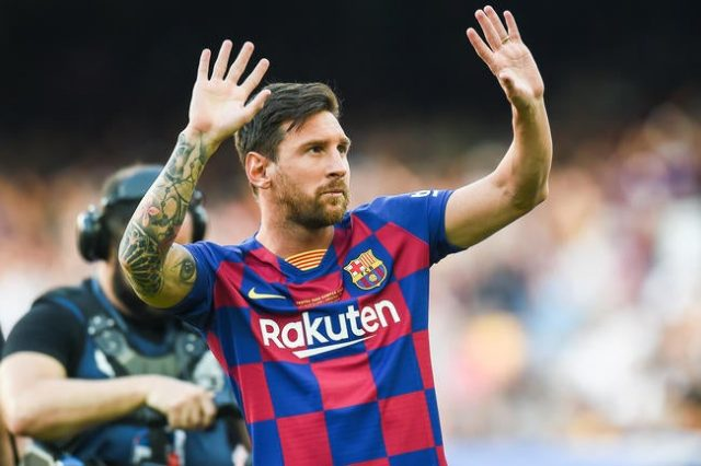 Psg Messi Lance A Son Tour L Operation Neymar Au Mercato Icon Sipausa 27059657,261371