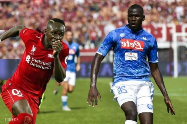 Quand Sadio Mane Et Kalidou Koulibaly Descendaient En National Avec Metz 915523