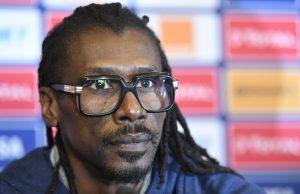 Selectionneur Senegal Aliou Cisse Conference Presse 9 Juillet 2019 Caire 0 1399 933