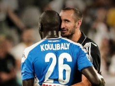 Serie A Kalido Koulibaly Buteur Malheureux Dans Le Spectaculaire Juve Naples 4 3 7319 Actu
