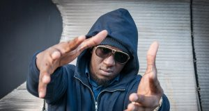 Simon Rappeur Senegalais