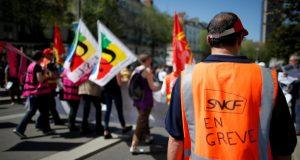 2018 04 19t133759z 913984298 Rc1b1fdb7110 Rtrmadp 3 France Reform Protest 0