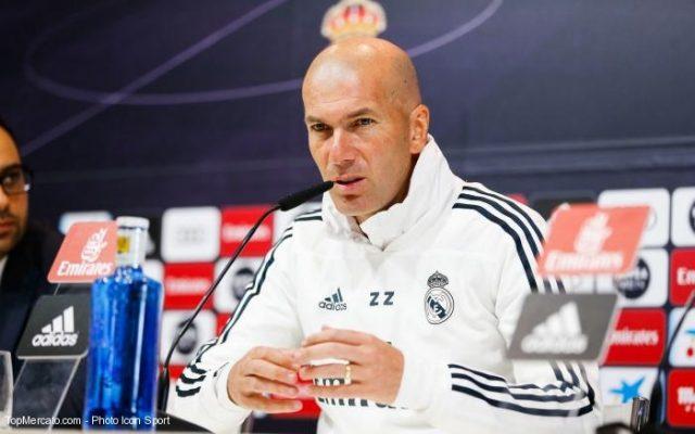 2019 04 15 Zinedine Zidane