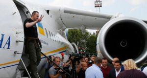 3 Ukraine Russia Prisoners 0