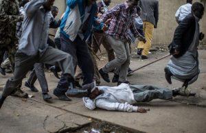 Afrique Du Sud Violences Xénophobes Le Parisien