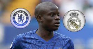 Chelsea Real Madrid Ngolo Kante Transfer News 1177082