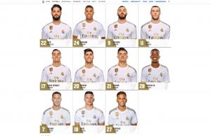 El Dorsal De Eden Hazard Con El Real Madrid