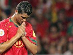Il Y A Douze Ans Le Portugal Et Ronaldo Etaient Deja En Finale