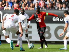 Mbaye Niang Rennes Lille1